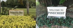 PINCREST VS PALMETTO BAY